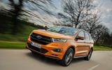 Ford Edge front quarter