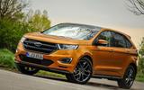 £36,750 Ford Edge