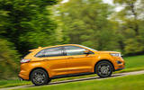 131mph Ford Edge SUV