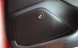B&O speaker in Ford Fiesta ST