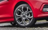 Ford Fiesta ST-Line X alloy wheels