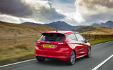Ford Fiesta ST-Line X rear