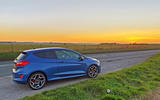Ford Fiesta ST long term review - Salisbury Plain