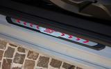 Ford Fiesta ST200 kickplates