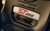 Ford Fiesta ST200 plaque