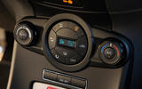 Ford Fiesta ST200 climate control