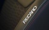 Ford Fiesta ST200 Recaro seats