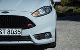 Ford Fiesta ST200 headlights