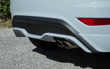 Ford Fiesta ST200 dual exhaust