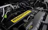 Ford Fiesta Zetec S Mountune engine