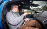 Talking Ford Focus RS