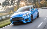 165mph Ford Focus RS