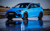 Five-star Ford Focus RS Option Pack