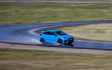 Ford Focus RS Option Pack cornering