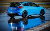 Ford Focus RS Option Pack rear quarter
