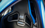 Ford Focus RS Option Pack Recaro bucket seats