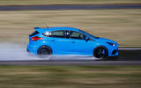 Ford Focus RS Option Pack side profile