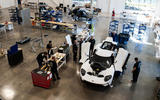 First Ford GT customer car rolls off production line - live video