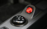 Ford GT ignition button