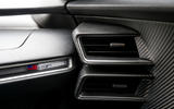 Ford GT interior badging