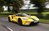 4 star Ford GT