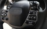 Ford GT steering wheel