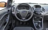 Ford Ka+ dashboard