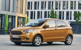 3.5 star Ford Ka+ 1.2 Ti-VCT 85