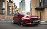 Four-star Ford Mondeo ST-Line