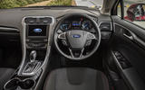 Ford Mondeo ST-Line dashboard