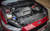 2.0-litre TDCi Ford Mondeo ST-Line engine