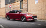 Ford Mondeo ST-Line on the road