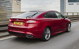 Ford Mondeo ST-Line rear