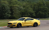 Ford Shelby Mustang GT350R side profile