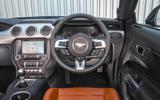 ford mustang 4cyl 098 dash