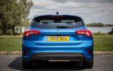 Ford Focus rear static