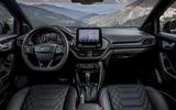Ford Puma ST-Line X Vignale interior