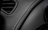 Ford Puma ST-Line X Vignale stitching