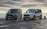 Ford Transit/Tourneo Connect Active