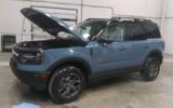 2021 Ford Bronco Sport leak front side