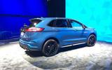Ford Edge ST at LA Motor Show