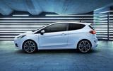 Ford Fiesta 2020 side