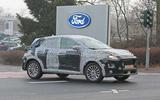 Ford Fiesta-based SUV