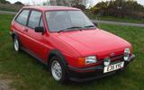 Used Ford Fiesta XR2