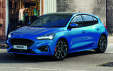 2020 Ford Focus - front