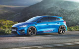 Ford Focus RS 2020 render - as imagined by Autocar