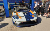 Ford GT Mk II Goodwood Festival of Speed reveal - 5