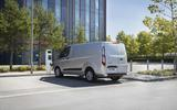 Ford Transit and Tourneo Custom plug-in hybrid