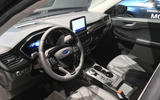 Ford Kuga 2019 official reveal - interior