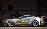 700bhp supercharged Ford Mustang takes to Goodwood hill climb